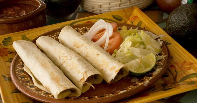 Tacos de frijol