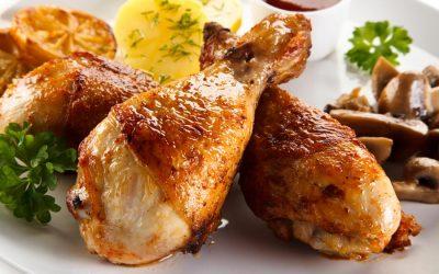 Pollo a la plaza