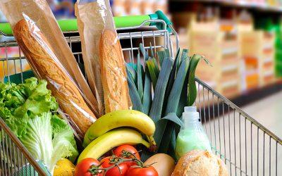 Tips para que las compras del supermercado te duren más tiempo
