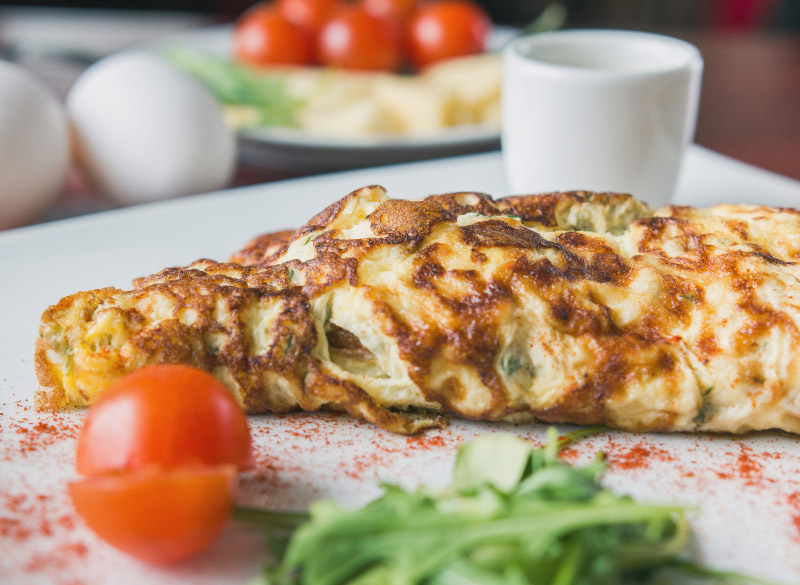 8 desayunos súper sanos con vegetales