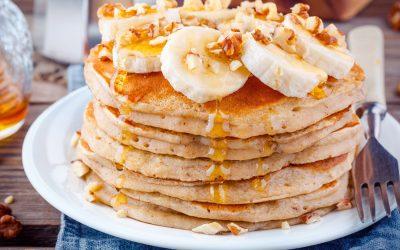 Recetas hotcakes o pancakes