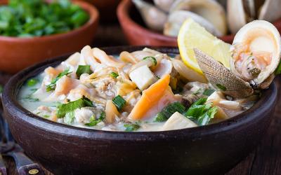 Ceviche de pescado sin limón