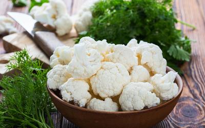 ¿Cuáles son los beneficios de la coliflor para la salud?