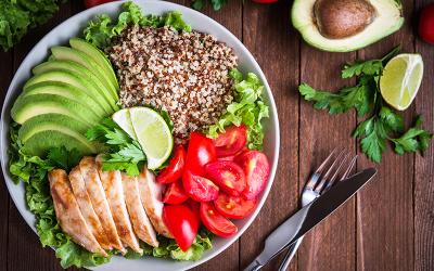 Alimentos que te ayudan a bajar de peso