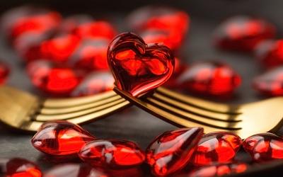 Actividades y menús para San Valentín