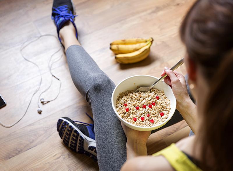 ¿Cuánto tiempo después de hacer ejercicio se debe comer?