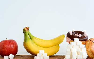 Azúcar escondida en los alimentos
