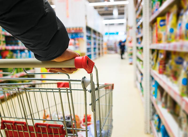 Errores que te hacen gastar en el supermercado
