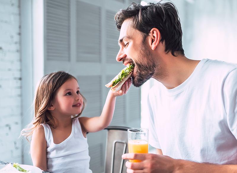 Recetas para consentir a papá