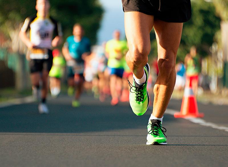 Cómo preparar tu alimentación para un maratón